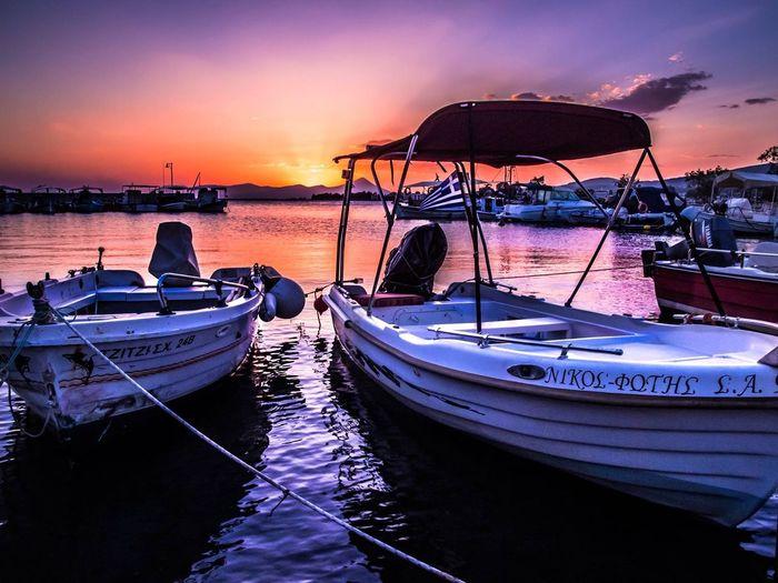 Summer sunset First Eyeem Photo