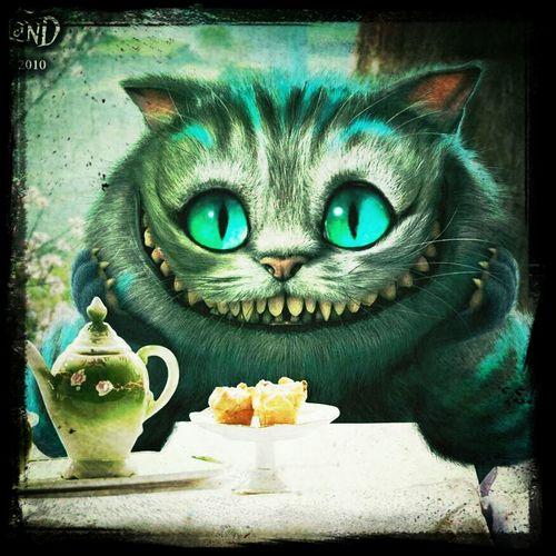 #CheshireCat