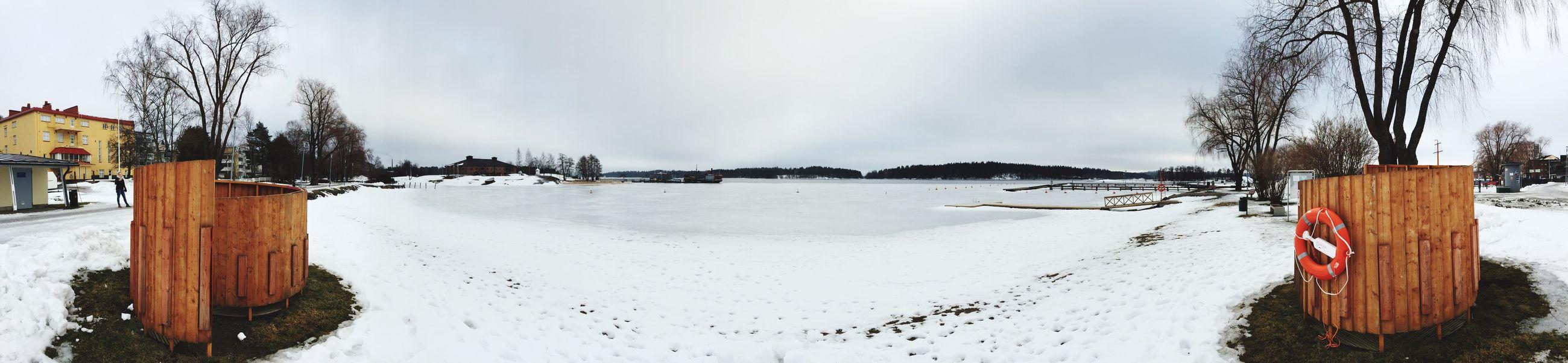360° Finland Snow ❄