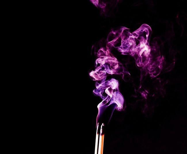 Creativity Smoke Pastel Power Art Art, Drawing, Creativity Flash Purple Purple Smoke Lebanon Black Background