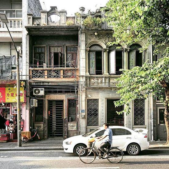 西關. Canton Guangzhou Building City