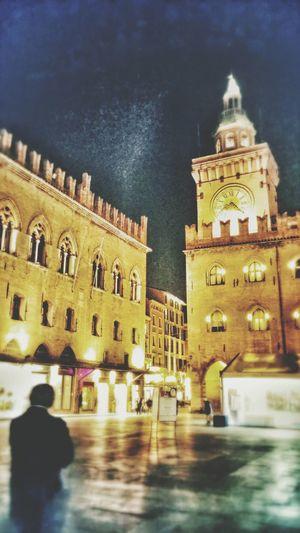At Bologna