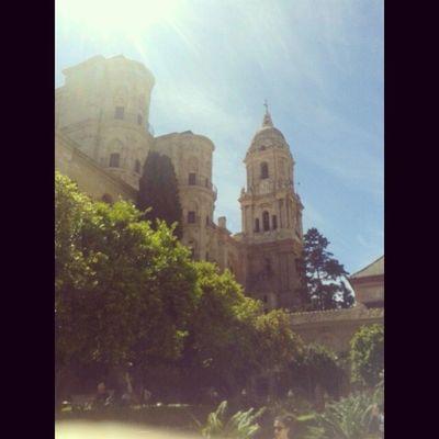 | La Catedral de Malaga |