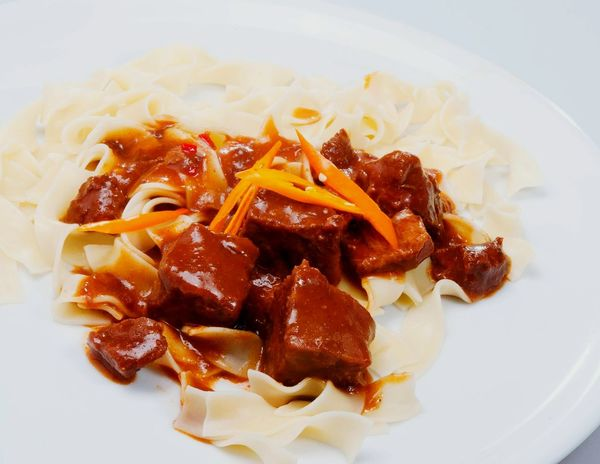 Ready-to-eat Food And Drink Food DeliciousFood  Main Course No People Freshness Plate Habañeros Chili Pepper Dish Meat Love Goulash Sauce Close-up