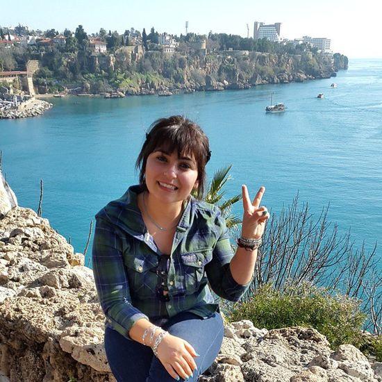 Antalya Kaleiçi Kış Siirsokakta sehir turu