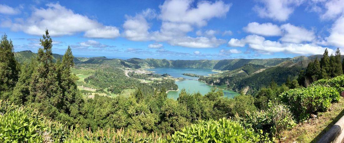 Azoren Vulkankrater Insel Berge Wald Sao Miguel-Azores São Miguel - Açores São Miguel - Açores Mar Portugal Landsl Vulkan Vulkaninsel Bergsee See Sea The Great Outdoors - 2017 EyeEm Awards
