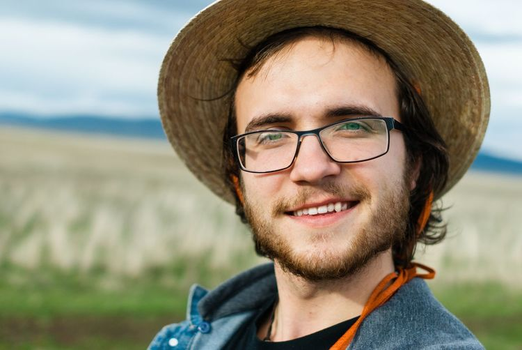 Portrait Eyeglasses  One Person One Man Only Only Men Outdoors Day Adult Young Adult Adults Only Headshot Smiling People Water Happiness Close-up Beach One Young Man Only Men Human Body Part