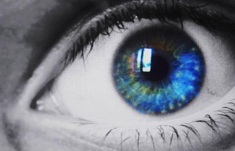 👀 see you Human Eye One Person Real People Sensory Perception Human Body Part Eyesight Eyelash Close-up Looking At Camera Eyeball Portrait Iris - Eye Indoors  Day People