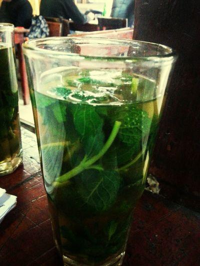 Tea Mint Thé_Shamali Exams #stress