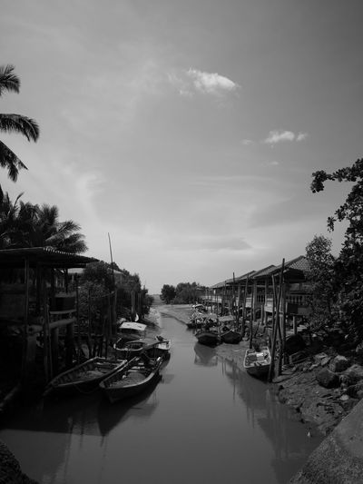 Fishermen Village Hobby Photography Photography L Photographylovers Boats Landscape Village Blackandwhite Bnw
