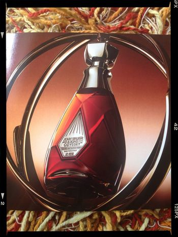Soon this gorgeous thing will be mine... Johnny Walker Navy Marine Life Whisky