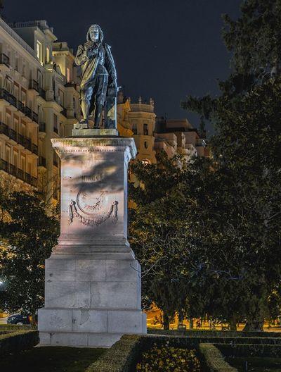 Estatua Murillo