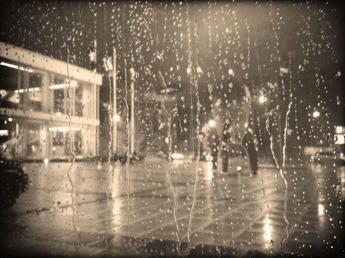 Raindrops at 28C3 Lounge Raindrops