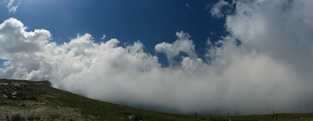 Ranca Romania Beauty In Nature Cloud - Sky Landscape Muntain No People Ranca Romania Scenics - Nature Sky Tranquil Scene Tranquility Visitromania