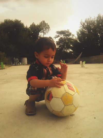 football diaries Football Sports Fifa Child Playing Ball World Cup 2018