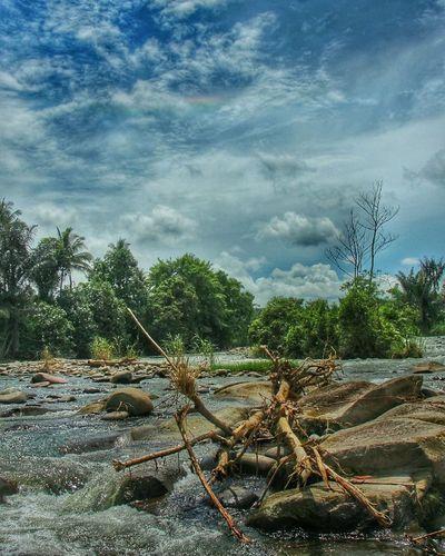 Sungai River Saveourriver HDR sungaipetani air water