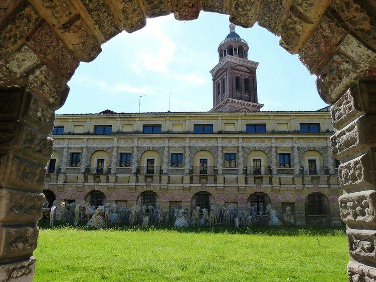 Mantova Gonzaga Giardino della Cavallerizza - Palazzo Ducale Mantova Palazzo Ducale, Mantova