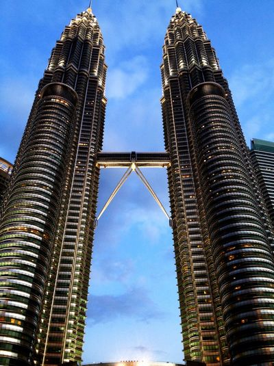 twin tower at Twin Tower Fitness Center Twin Tower
