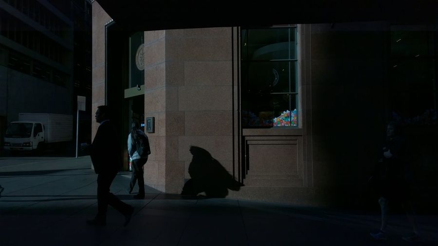Sydney Morning Photo