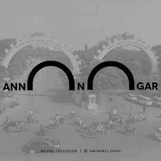 Thank you madras for giving us Anna Nagar 😍😄 Madras376 Madras Annanagar Lovefortheplace Nammachennai Proud Feelinghappy