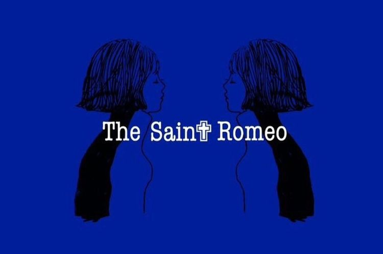 The Saint Romeo The Saint Romeo The St Romeo Music Band Emo Thank You God セイントロミオ Blue ブルー 青 Instagram @thestromeo //YouTube→Search The Saint Romeo