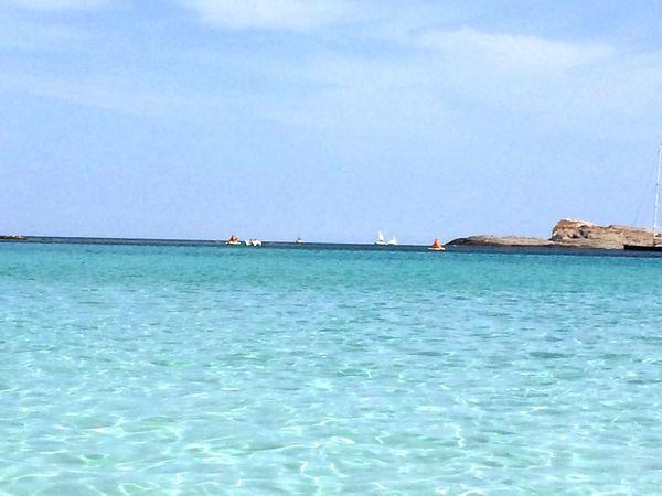 Sardegnamylove Sardegna_super_pics Sardegnamare Sardegnaofficial Sardegna Stintino Sardegna Stintino Beach Sand Shades Of Blue