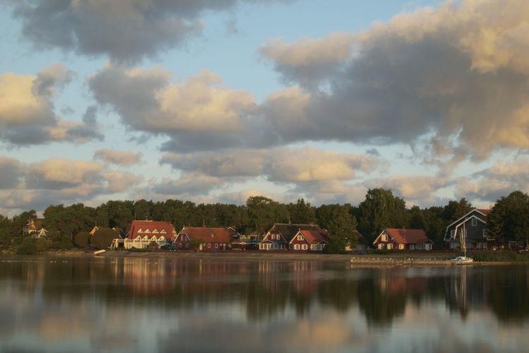 Shoreline of