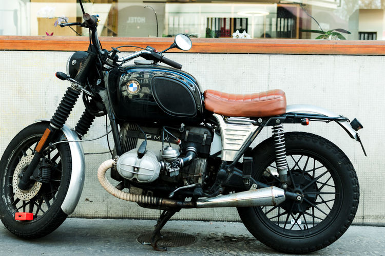 Bmw Motorcycle