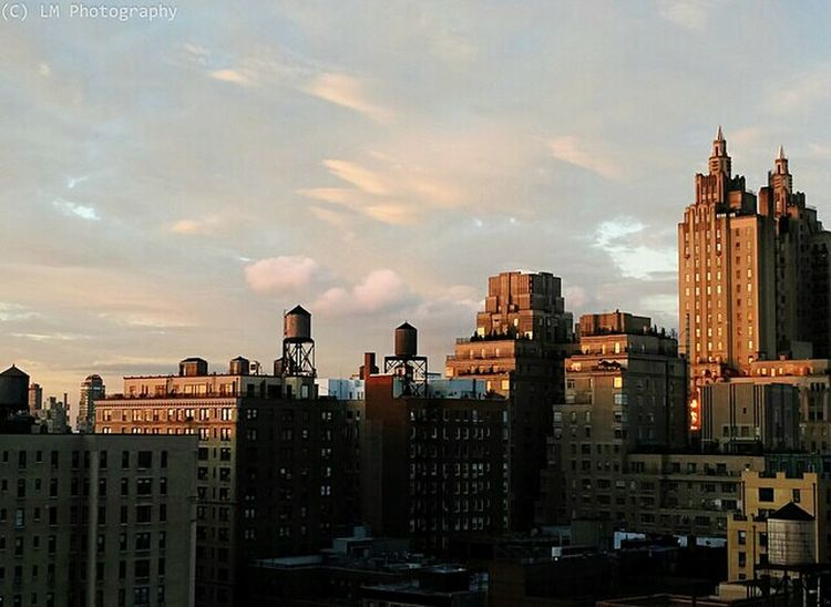 Nyc sunrise Streetphotography Buildings Sunrise Urban NYC Photography NYC Skyline Thebestofnewyork