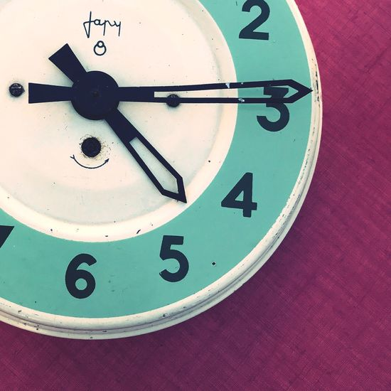 What's the time Clock Number Time Circle Minute Hand Indoors  Clock Face No People Close-up Roman Numeral Hour Hand Day Retro Collectible Fleamarket Time To Reflect Time Goes By Time For Breakfast  Timepass Timetorelax Timetogo Looking Back Japy Retro Clock