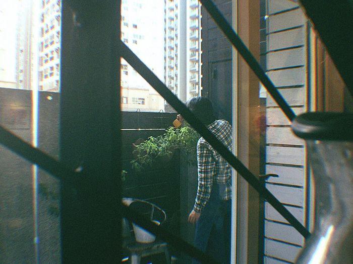 Work Railing Day Gudakcam 필림 구닥 카메라 Gudakfilm Film Gudak Taipei,Taiwan Taiwan Taipei Life