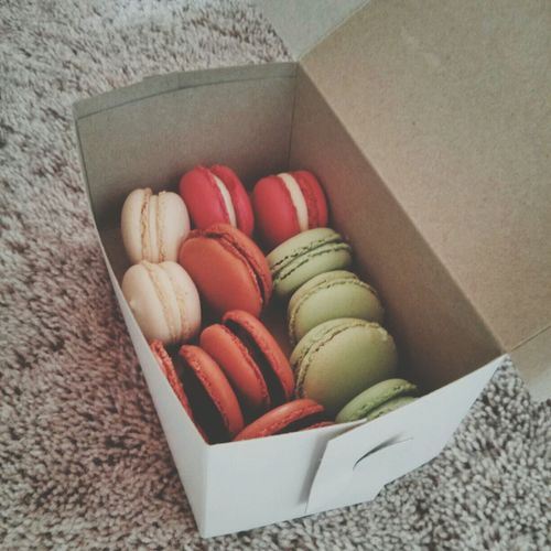 The pistachio ones were my favourite Food Macarons First Eyeem Photo