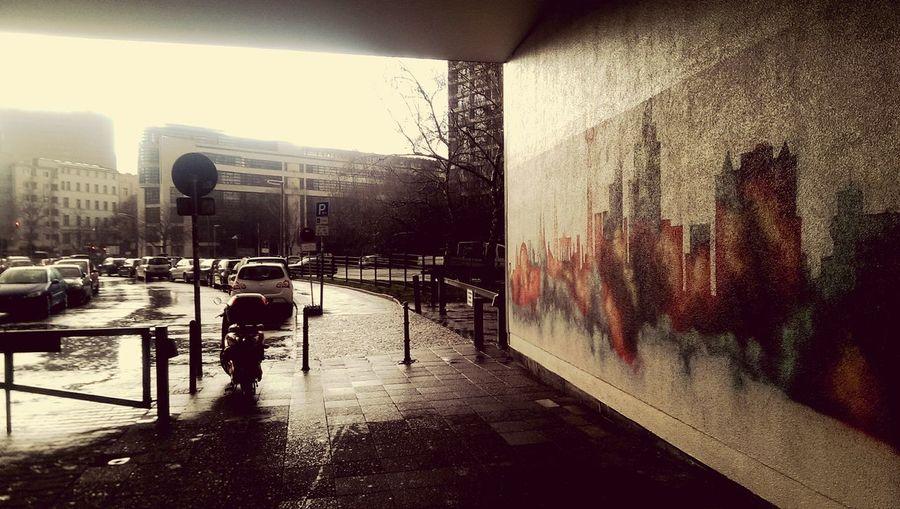 Urban Spring Fever Berlin Willybrandthaus Rainy Day Homesweethome