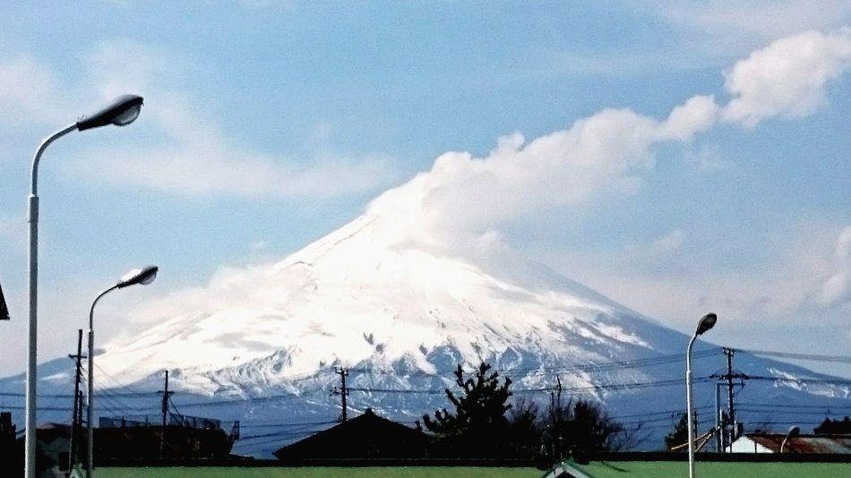 富士山 Mtfuji Photography Sky Xperiaz2