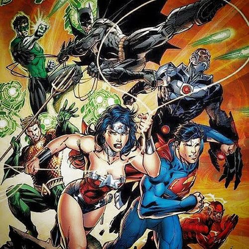6 out of the 7 members have been announced for the Justiceleague Superman Batman Wonderwoman aquaman cyborg flash greenlantern