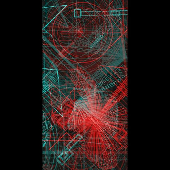 Bring some Blue/Red to this party. 3-D Anaglyph Popart Kunst Check This Out