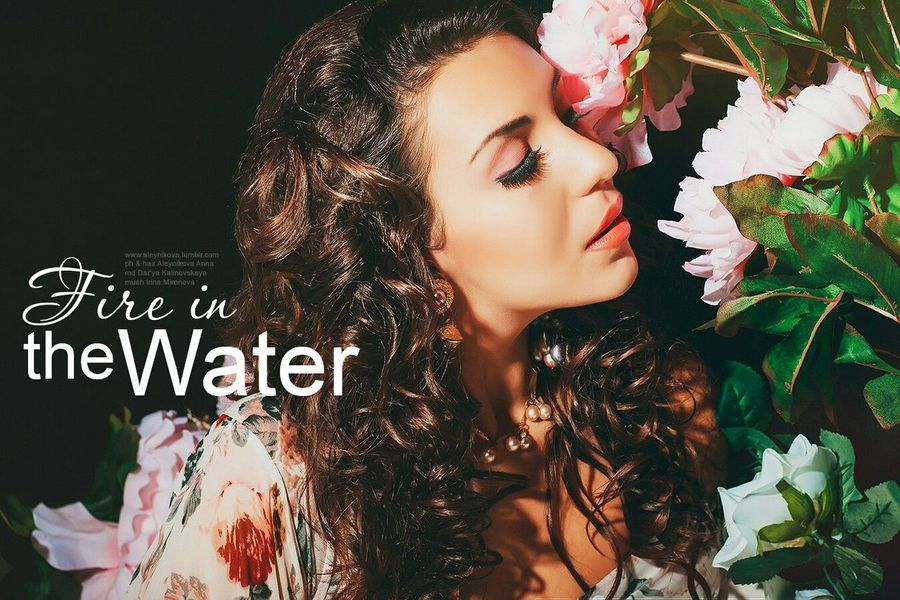 Photography Photo Crimea Boussanna Beaty Love Love♥ Makeup Flowers Fashion
