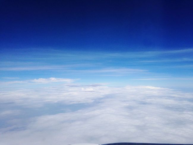 Clouds And Sky ✈️ Traveling MissTheseDays Enjoying Life Missyou Keep Calm And Shoot A Foto 📷 Chilling ✌ Gogogo! IPhoneography Memory Of Travel 2015
