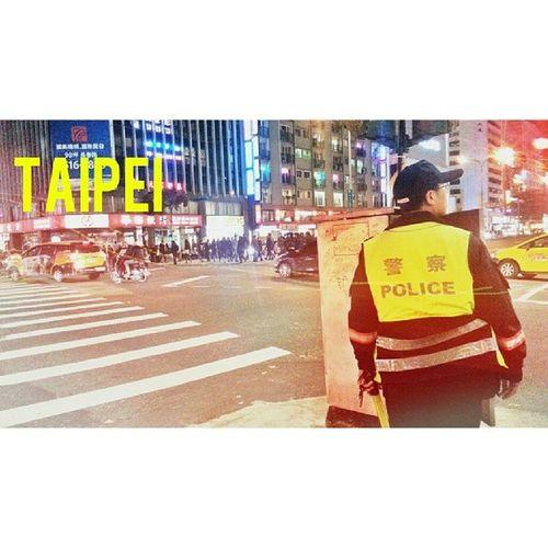 Im at Taipei now.