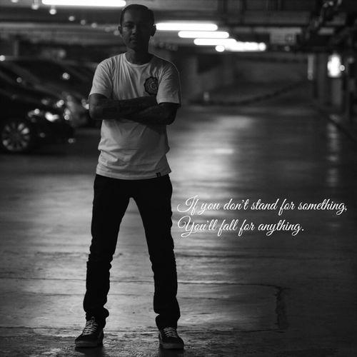 Selfportrait Black And White My Tattoo Streetphoto_bw