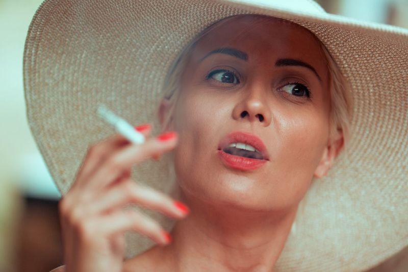 Model Smoke