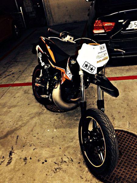 My baby *.* Supermotard Bike Ktm Beta