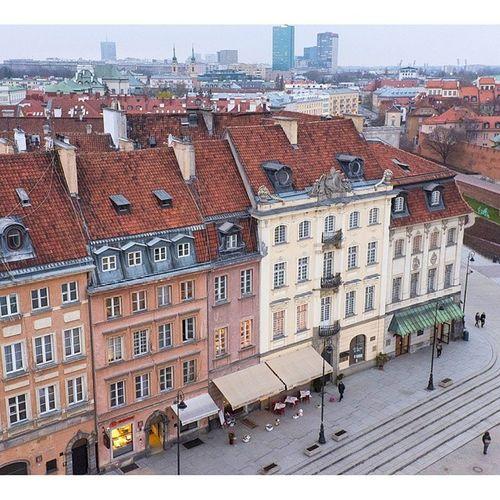 Старый город, Варшава.
