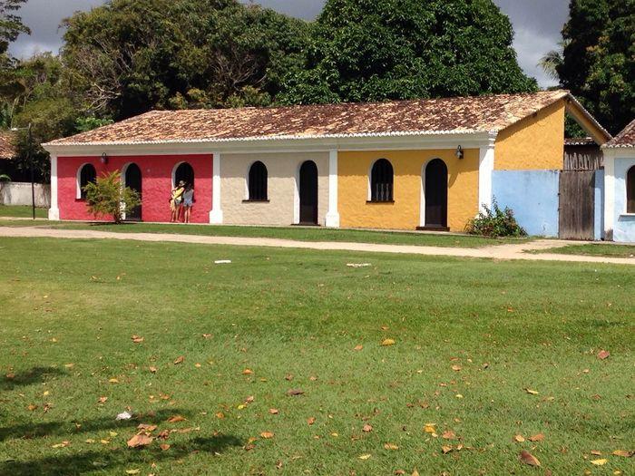 Porto Seguro Architecture