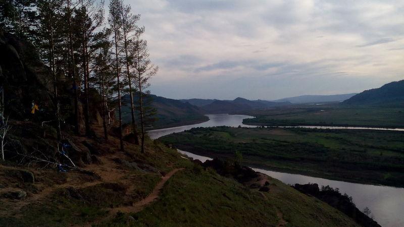 Buryatia, Russia, Ulan-Ude River Water Nature Бурятия