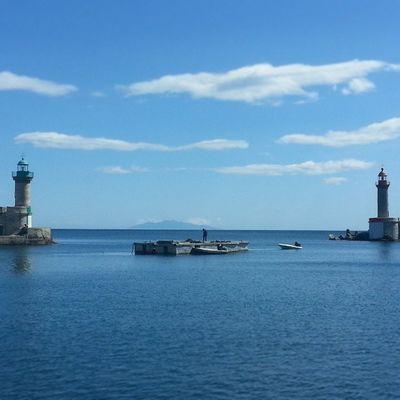 J'aime le vieux port de Bastia