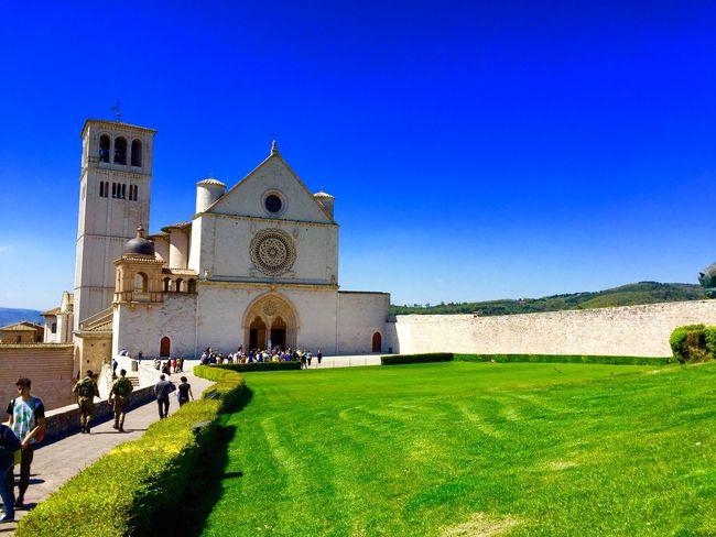 Assisi Saint Francis Of Assisi Italy