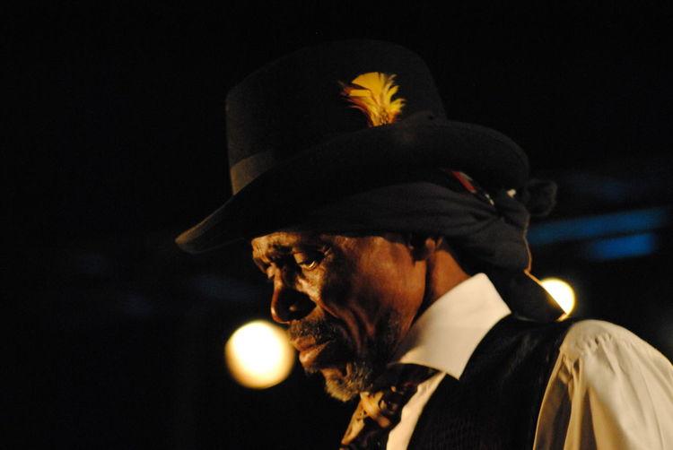 Bergamo Reggae Sunfest Errol Dunkley Reggae Concerto Cantante Primopiano Cappello Music