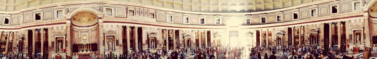 EyeEm Selects Architecture Built Structure Travel Destinations History Tourism Travel Architecture Archaeology City Rome Ancient Old Ruin The Past Monument Ancient Civilization Large Group Of People Travel Circle Spirituality Religion Place Of Worship Pantheon Moving Around Rome