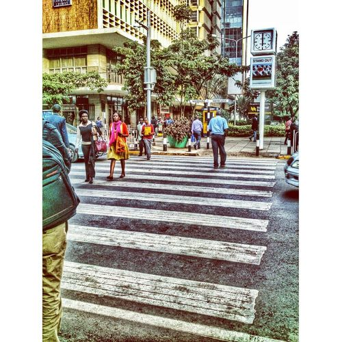 Zebra crossing Evening Walk XPERIA Check This Out
